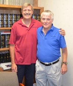 Bob Haff & Eric Carlson